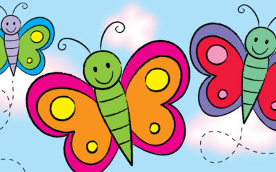 Draw a Beautiful Butterfly!