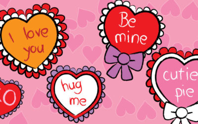 Draw and Color Your Own Valentine