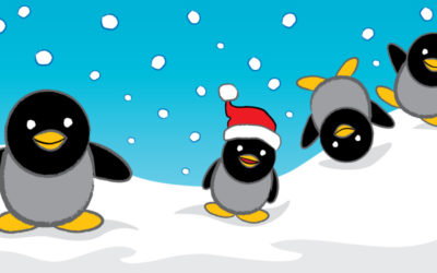 Draw a Baby Penguin!