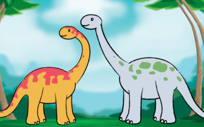 Who Loves to Draw Dinosaurs?