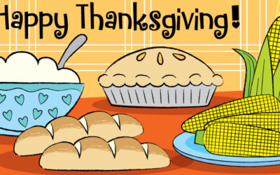 Draw a Thanksgiving Feast!